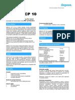 TDS - Emaco CP10H - Emaco CP10V.pdf