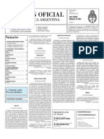 Boletin Oficial 14-06-10 - Segunda Seccion
