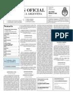 Boletin Oficial 15-06-10 - Segunda Seccion