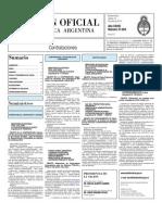 Boletin Oficial 15-06-10 - Tercera Seccion