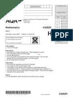 Aqa 43602h Qp Jun15 Copy