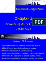 Chapter 1 - Batteries