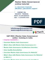 SAP MDG Master Data Gove 6228635