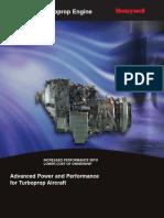 TPE331-14 Turboprop Engine