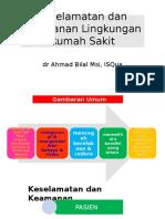 Keselamatan Dan Keamanan Lingkungan Rumah Sakit
