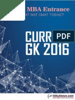 Current GK 2016 Final
