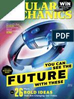 Majalah Popular Mechanics USA - October 2016