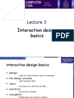 HCI lecture 3