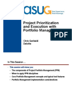 2803 How to Prioritize Your SAP Projects With Portfolio Management