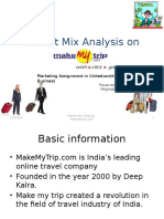 Marketingmixofmakemytrip Com 121119220347 Phpapp01