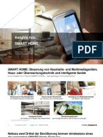 Insights into... Smart Home