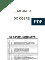 0003-Metalurgia Do Cobre