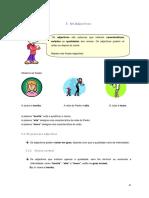 Mini Gramatica Adjetivos