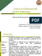 Hazard Evaluation