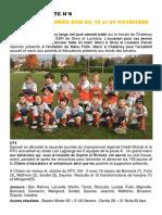 INFOS DU RTC N°6