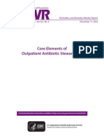 MMWR,2013;65(6);1-12_Core Elements of Outpatient Antibiotic Stewardship