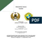 Presentasi Kasus Cover
