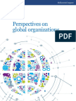Perspectives on Global Organizations