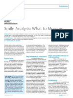 Smile Analysis What to Measure