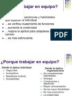 Trabajoequipo PFRH 2do