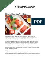 Pdf buku jepang resep masakan