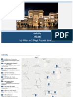 My Milan in 3 Days Packed Itinerary