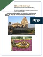 Baijnath Temple Agar Malwa