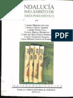 1998garcía. El Día de Andalucía (2D) y El Referéndum Autonómico (28F). La Prensa Regional Como Referente