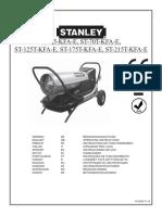 Stanley Pt 4570t125t175t215t Kfa