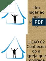 LIÇÃO 02
