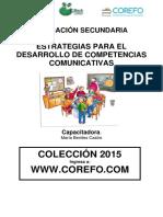 Estrategias Para El Desarrollo de Competencias Comunicativas