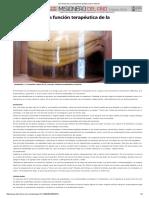 El Kombucha y La Función Terapéutica de La Infusión