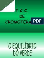 Cromoterapia - Verde