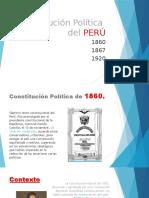 Constiución Política Perú
