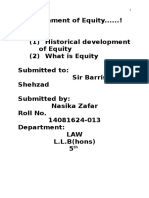Assignment of Equity 11