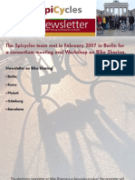 Bike Sharing in Europe