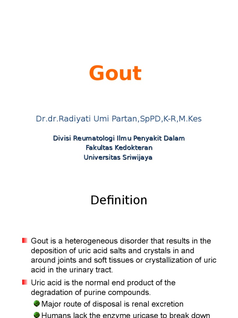 it 7 - gout - rad | gout | medical specialties