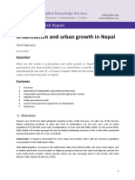 urbanisationnepal