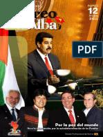 """Revista """"Correo del Alba"""" No. 12 - Septiembre, 2011"""