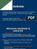 CURS 10.1-Nefropatia Diabetica