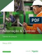 Automação e Controlo_2016
