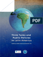 Think Tanks and Public Policies in Latin America
