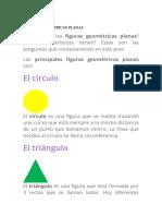 Figuras Geometricas Planas