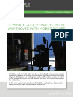 Elimination Waste In the Warehouse