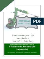 Manual Fundamentos da Mecânica - Automação Módulo 01 SENAI