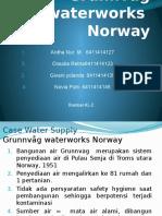 Grunnvåg Waterworks Norway Revisi