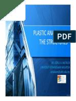 Note 1 - Plastic Analysis 1
