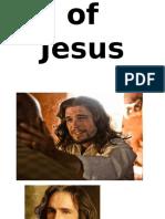 Faces of Jesus