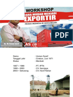 03 Gathering Export Surabaya