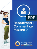 Guide Recrutement Comment CA Marche